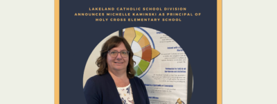 LCSD Announces New Principal at Holy Cross Elementary